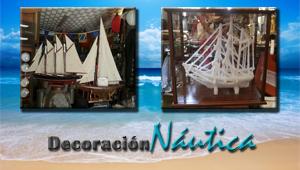 decoración náutica Estéfano